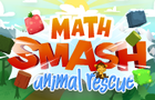 Thumbnail of Math Smash Animal Rescue