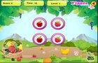 Fresh Fruits Memory Game thumbnail