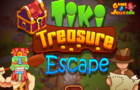 Thumbnail of Tiki Treasure Escape