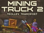 Thumbnail for Mining Truck 2 Game