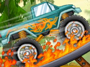 Thumbnail for Monster Truck vs Forest