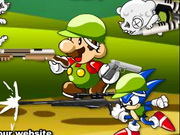 Thumbnail for Mario  Sonic Zombie Killer