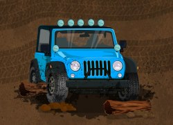 Thumbnail for Off Road Jeep Hazard