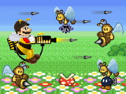 Thumbnail for Mario Bee Defense