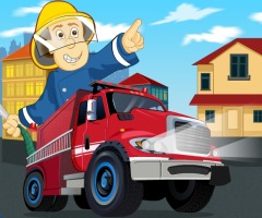 Thumbnail for Firetruck Emergency Parking