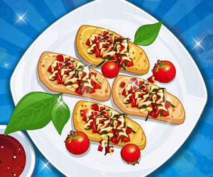 Thumbnail for Grilled Bruschetta Chicken