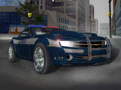 Thumbnail for Police Car parking