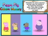 Thumbnail for Peppa Pig Colours Memory