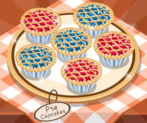 Thumbnail for Bake Sale Pie Cupcakes