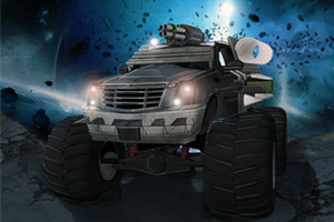 Thumbnail for Monster Truck In Space