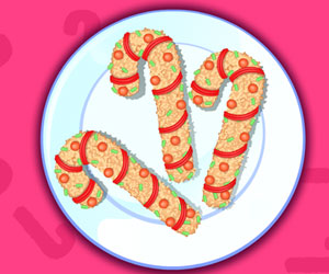 Thumbnail for Mini Candy Cane