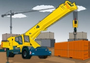Thumbnail for Container Crane Parking