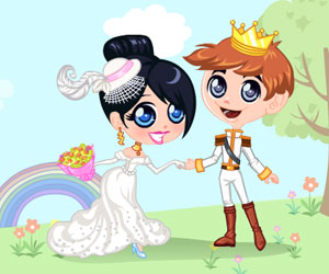 Thumbnail for Wedding Prince and Princess