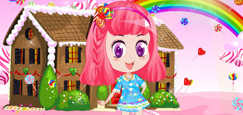 Thumbnail for Candyland Doll