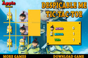 Thumbnail for Despicable Me Tic-Tac-Toe