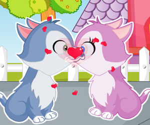 Thumbnail for Kitten Love Kiss