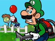 Thumbnail for Luigi Shoot Zombie