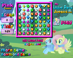 Thumbnail for My Little Pony Bejeweled