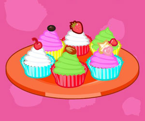 Thumbnail for Chocolate cupcake maker