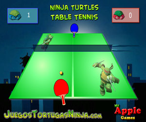 Thumbnail for Ninja Turtles Table Tennis