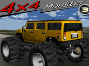 Thumbnail for 4x4 Monster 3