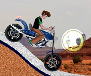 Thumbnail for Ben 10 Omniverse Desert Racing