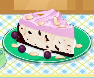 Thumbnail for Frosted Chocolate Chip Cheesecake