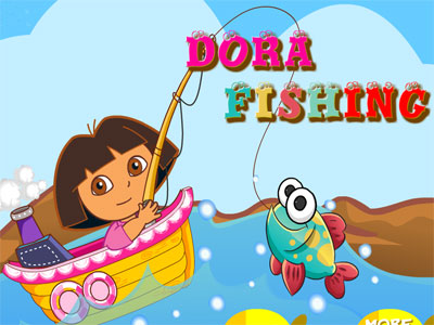 Thumbnail for Dora Fishing