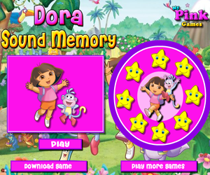 Thumbnail for Dora Sound Memory