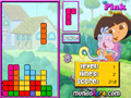Thumbnail for Dora the Explorer Tetris
