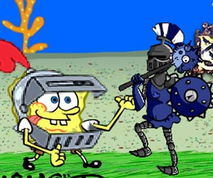 Thumbnail for  Spongebob Deep Sea Warrior