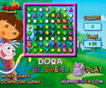 Thumbnail for Dora Bejeweled