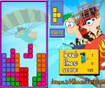 Thumbnail for Phineas and Ferb Tetris