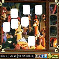 Thumbnail for Chicken Run Puzzle