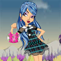 Thumbnail for Funky Girl Dress Up