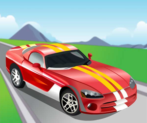 Thumbnail for Speedy Car Race