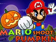 Thumbnail for Mario Shoot Pumpkin