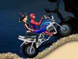 Thumbnail of Spiderman Halloween Racing