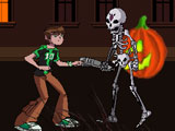 Thumbnail of Ben 10 Omniverse Ghost Town