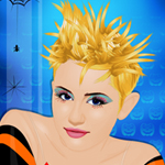 Thumbnail of  Miley Cyrus Hallows Makeover