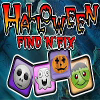 Thumbnail of Halloween - Find N Fix