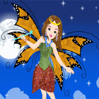 Thumbnail of Peppy Fairy Girl Dress Up