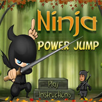 Thumbnail of Ninja Power Jump