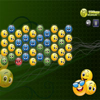 Thumbnail of Smiley Energy Balls game