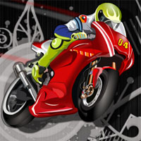 Thumbnail of Turbo Motorbike Ride
