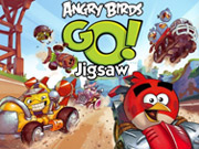 Thumbnail of Angry Birds Go Jigsaw