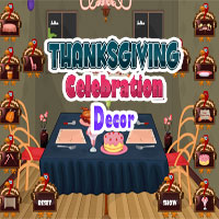 Thanksgiving Celebration Decor thumbnail