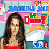 Thumbnail for Angelina Jolie at the Dentist