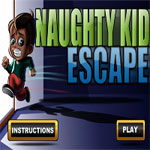 Thumbnail for Naughty Kid Escape