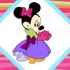 Thumbnail of Mickey Color My Moments